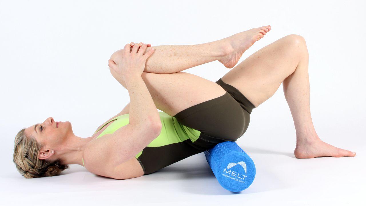 Fitness technique helps 'MELT' pain away