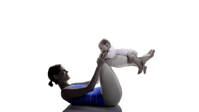 Mamma Pilates Matta